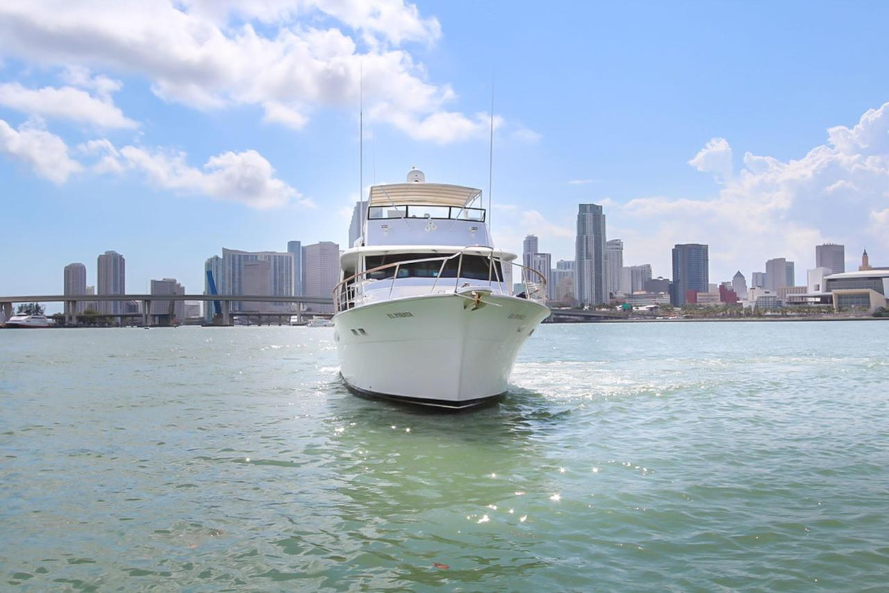 1976 Used Hatteras Motor Yacht For Sale - $275,000 - Miami, FL ...