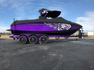 Used Nautique G25 Coastal EditionG25 Coastal Edition Ski and Wakeboard Boat For Sale