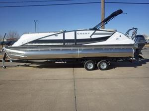 New Crest Savannah 250 SLSSavannah 250 SLS Pontoon Boat For Sale