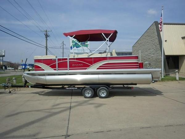 New Sylvan Mirage 8522 Party Fish CNFMirage 8522 Party Fish CNF Pontoon Boat For Sale