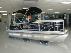 New Sylvan Pontoon Boat For Sale
