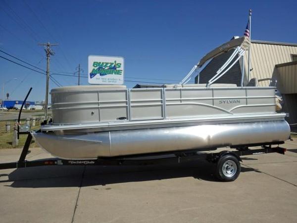 Used Sylvan Mirage Fish 820 CNF Pontoon Boat For Sale