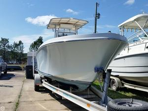Used Mako 261 Classic Center Console Fishing Boat For Sale