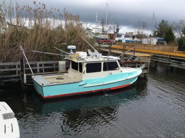 Used Aac Marine 33 Pilothouse Boat For Sale