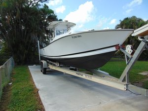 Used Sea Vee Center ConsoleCenter Console Center Console Fishing Boat For Sale