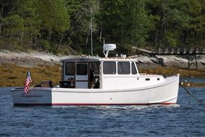 New West Bay 31' Downeast Cruiser Boat For Sale