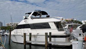 Used Viking 50 Motoryacht Cruiser Boat For Sale