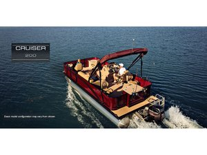 New Harris Flotebote Cruiser 200 Pontoon Boat For Sale
