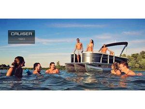 New Harris Flotebote Cruiser 180 Pontoon Boat For Sale