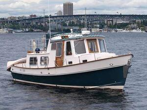 Used Eagle 32 Trawler Cruiser Boat For Sale