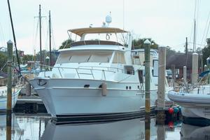 Used Angel Med Raised PilothouseMed Raised Pilothouse Trawler Boat For Sale