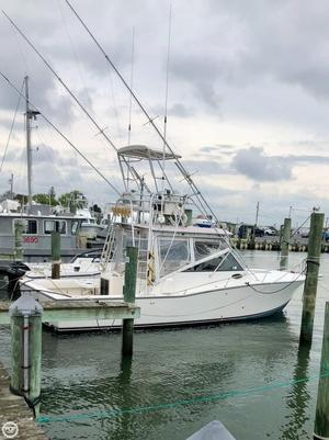 Used Albemarle 32 Sports Fishing Boat For Sale
