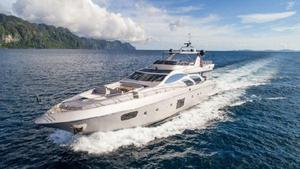 Used Azimut 100 Leonardo100 Leonardo Mega Yacht For Sale