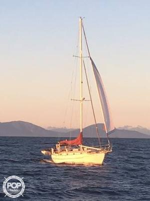 Used Tayana CT37 Cutter Sailboat For Sale