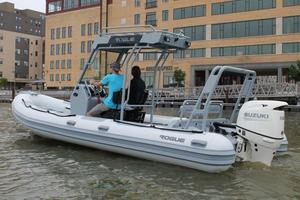 Used Highfield Rogue 6.4 Tender Boat For Sale