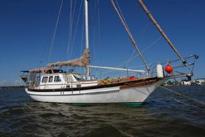 Used Cabo Rico 38 Pilothouse Cutter Cruiser Sailboat For Sale