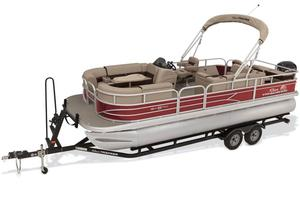 New Sun Tracker SportFish 22 DLX Pontoon Boat For Sale