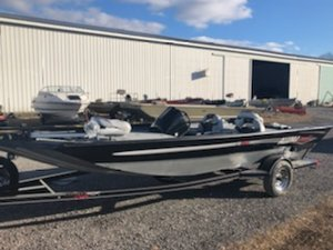 New Alumacraft Pro 175 Bass Boat For Sale