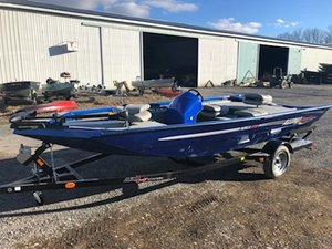 New Alumacraft 175 Prowler Bass Boat For Sale