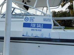 Used Boston Whaler 23 Walk Walkaround Fishing Boat For Sale