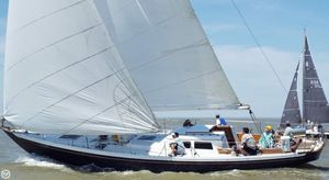 Used Columbia C 50 Cutter Rig Sloop Sailboat For Sale