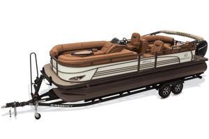 New Regency 254 LE3254 LE3 Pontoon Boat For Sale