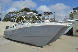 New World Cat 255DC255DC Power Catamaran Boat For Sale