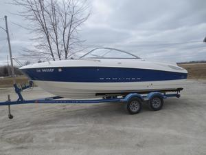 Used Bayliner 212 Capri Cuddy Cabin Boat For Sale