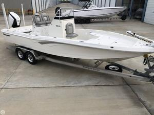 Used Ranger Boats 2510 Bay Center Console Fishing Boat For Sale