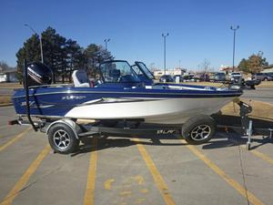 Used Larson FX 1750 DCFX 1750 DC Freshwater Fishing Boat For Sale
