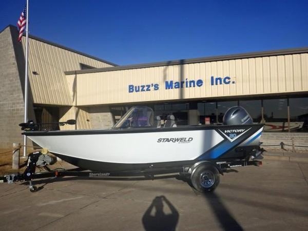 New Starweld Victory 20 DC Aluminum Fishing Boat For Sale