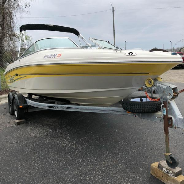 Used Sea Ray 200 Sport Bowrider Boat For Sale