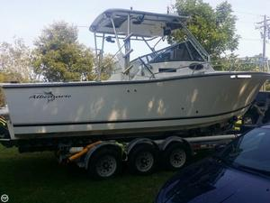 Used Albemarle 265 Sports Fishing Boat For Sale
