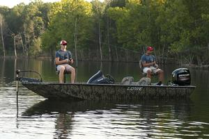 New Lowe Stinger 175 Poly CamoStinger 175 Poly Camo Bass Boat For Sale