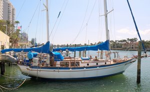 Used Ta Chiao CT 41 Center Cockpit Sailboat For Sale