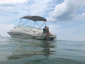 Used Sea Ray 270 Sundeck270 Sundeck Bowrider Boat For Sale