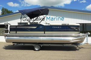 New Crest Classic 230 SLSClassic 230 SLS Pontoon Boat For Sale