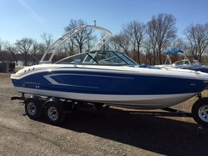 New Chaparral 21 H2O Sport w/ Arch Tower Sports Cruiser Boat For Sale