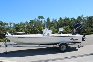 Used Mako 18 LTS Freshwater Fishing Boat For Sale
