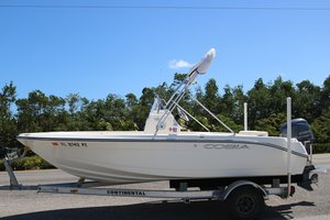 Used Cobia Center Console 172CCCenter Console 172CC Center Console Fishing Boat For Sale