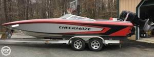 Used Checkmate Pulsare 2400 High Performance Boat For Sale