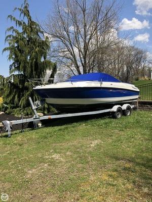 Used Bayliner 21 Walkaround Fishing Boat For Sale