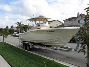 Used Scout 262 Sportfish Center Console Fishing Boat For Sale