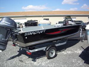 New Starcraft 16 SF DLX16 SF DLX Saltwater Fishing Boat For Sale