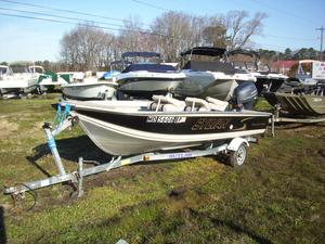 Used Sylvan 1400 Sport Troller1400 Sport Troller Aluminum Fishing Boat For Sale