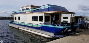 Used Pacific Boats 15 X 56 House Boat For Sale