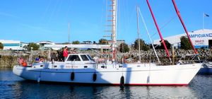 Used Salthouse Cutter Sailboat For Sale