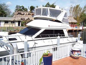 Used Navigator 430 Sedan Cruiser Boat For Sale