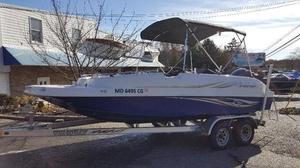 Used Starcraft Limited 2000 OB FishLimited 2000 OB Fish Deck Boat For Sale