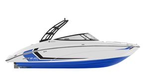 New Yamaha AR240 HO Ski and Wakeboard Boat For Sale